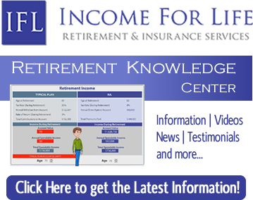Income For Life, Tax Free Retirement
